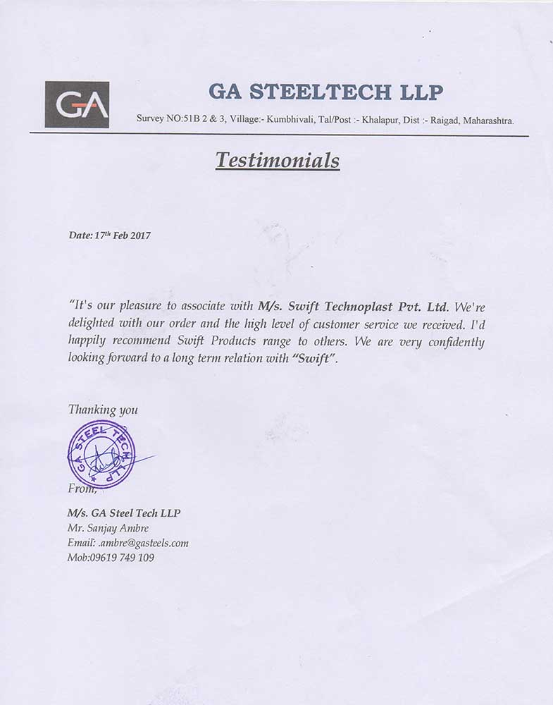 GA-Steel
