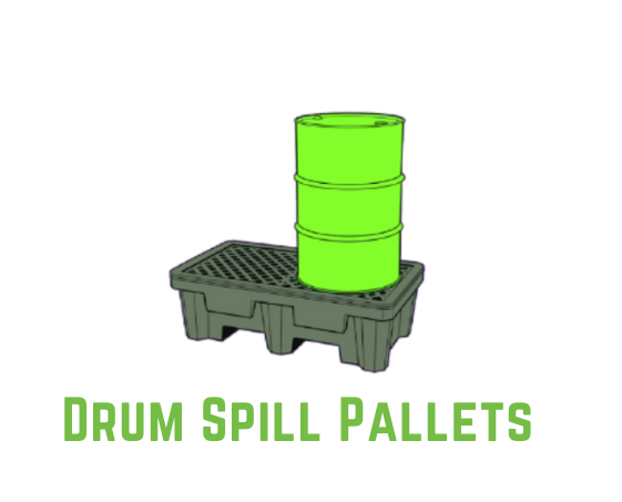 Drum Spill Containment Pallet by Swift Technoplast